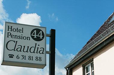 Hotel Pension Claudia Berlin